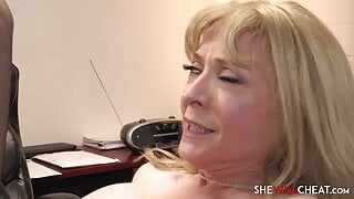 old bitch anal