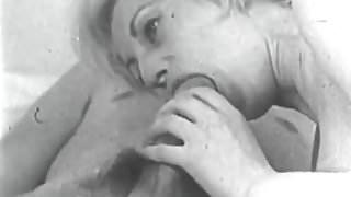 Masturbating and Getting Fucked Tonight (1950s Vintage)