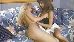 Raquel Darrian and Victoria Paris