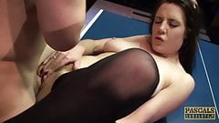 PASCALSSUBSLUTS - Hot Samantha Bentley disciplined by Pascal