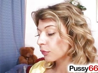 Playgirl stripper Blonde playgirl kristy lust pervy pussy spreading