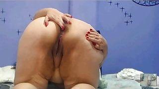 BBW Columbian Granny