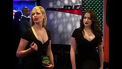 Kat Dennings, Beth Behrs- 2 Broke Girls s05e11 (uncut!)fake)