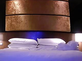 Massive tit bath videos Thai massive tit whore climbing on the bed