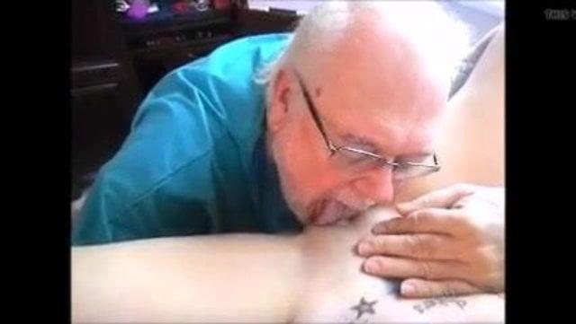 Lick Me Grandpa