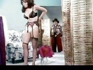 Revenge of the nerds sex scene - Julie newmar underwear scene in the seduction of a nerd