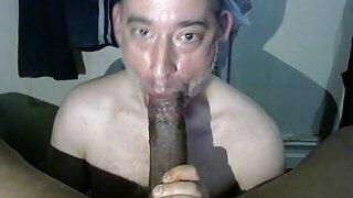 Michael C Wildman's Mouth-pussy Sucking BBC