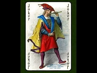 Erotic love card - Le florentin - erotic playing cards of paul-emile becat