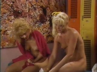 Vintage auto fuel pump Nina hartley vs danielle - girl-girl, pumping flesh 1986.