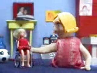 Cartoon girl spanked - Spank the plastik bitch