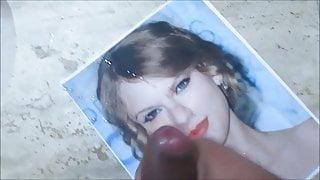 Taylor Swift Cum Tribute #1