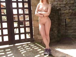 Outdoor nude picture - Outdoor nude walk 4