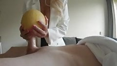 Massage au melon