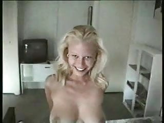Big tit blond posing skirt Blonde milf poses on cam