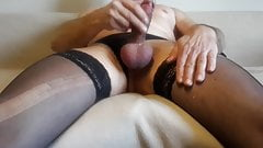 Massage and Cumshot