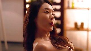 Korean Celebrity Ha Joo-Hee Sex Scene Compilation - Love Cl