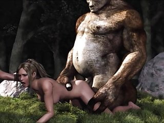 Nude 3d toons - Kingdom of evils 3d toons 6