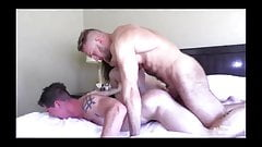 Robbie Valentine's porn debut bottoming for Bryce Beckett
