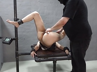 Brutal sex machine videos - Slave aijana machine fuck