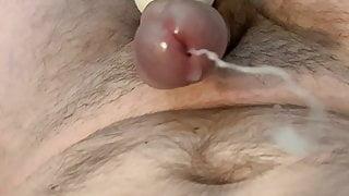 Slowmo Cumshot with Vibrator