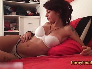 Sexy short pants girls Sexy short haired girl masturbating