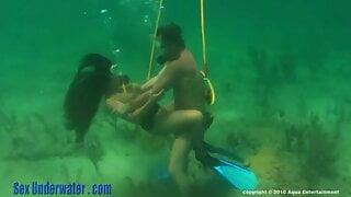 Fucking Deep Under Water!