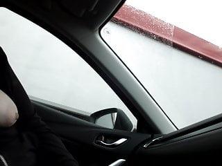 Xxx truck flashing videos Passing truck