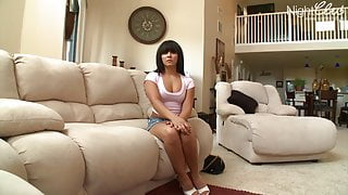 20 year old amateur teen doing the casting couch