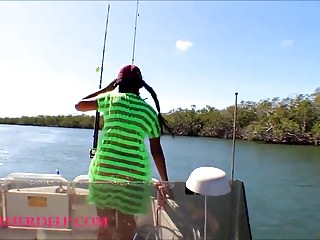 Asian country beginning with th Tiny asian thai heather deep goes fishing and plays hide th