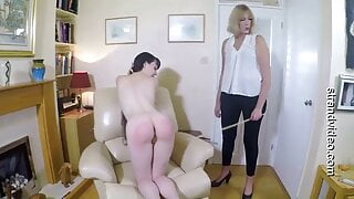 Cleaner caned