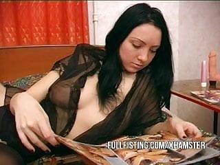Fingered slut - Hot little fisting slut get mouth fucked