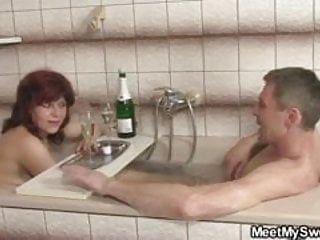 Slutty bitch porn My lustful parents bang my slutty bitch