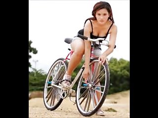 Japanese girl bicycle porn Girls on bicycles music video