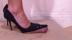 Mellys heels black pumps shoejob