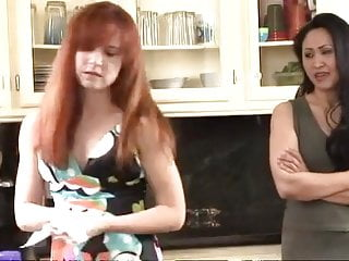 Mature woman tgps Mature woman vs young girl 41, annabelle and kitty