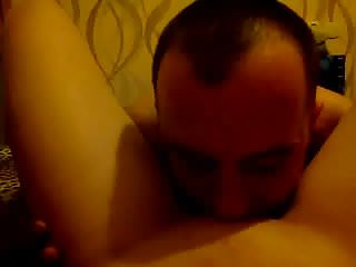 Pregnat fucked pussy - Guy licked and fucked pussy of beautiful babe